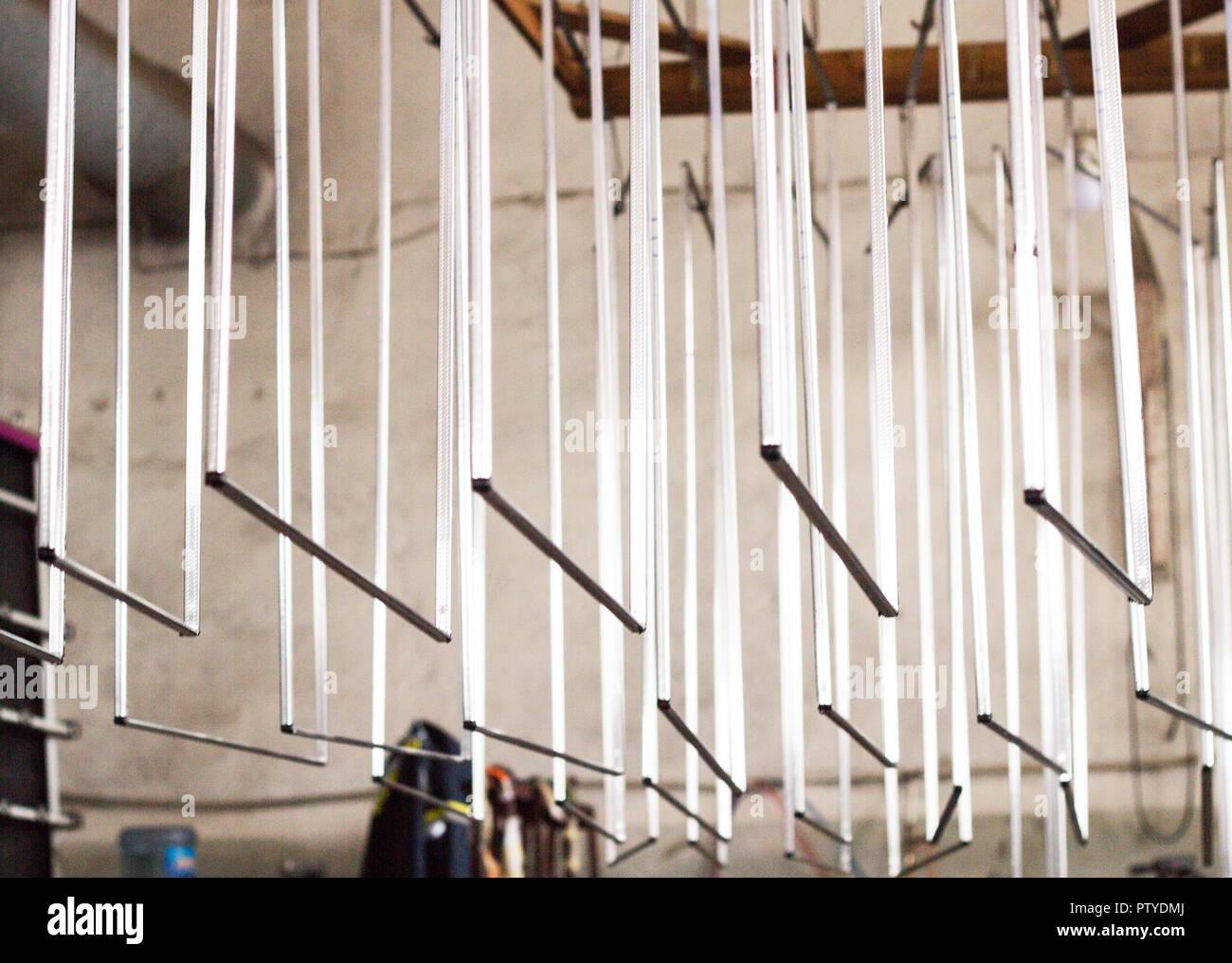 Metal Window Frames Stock Photos & Metal Window Frames Stock Images ...