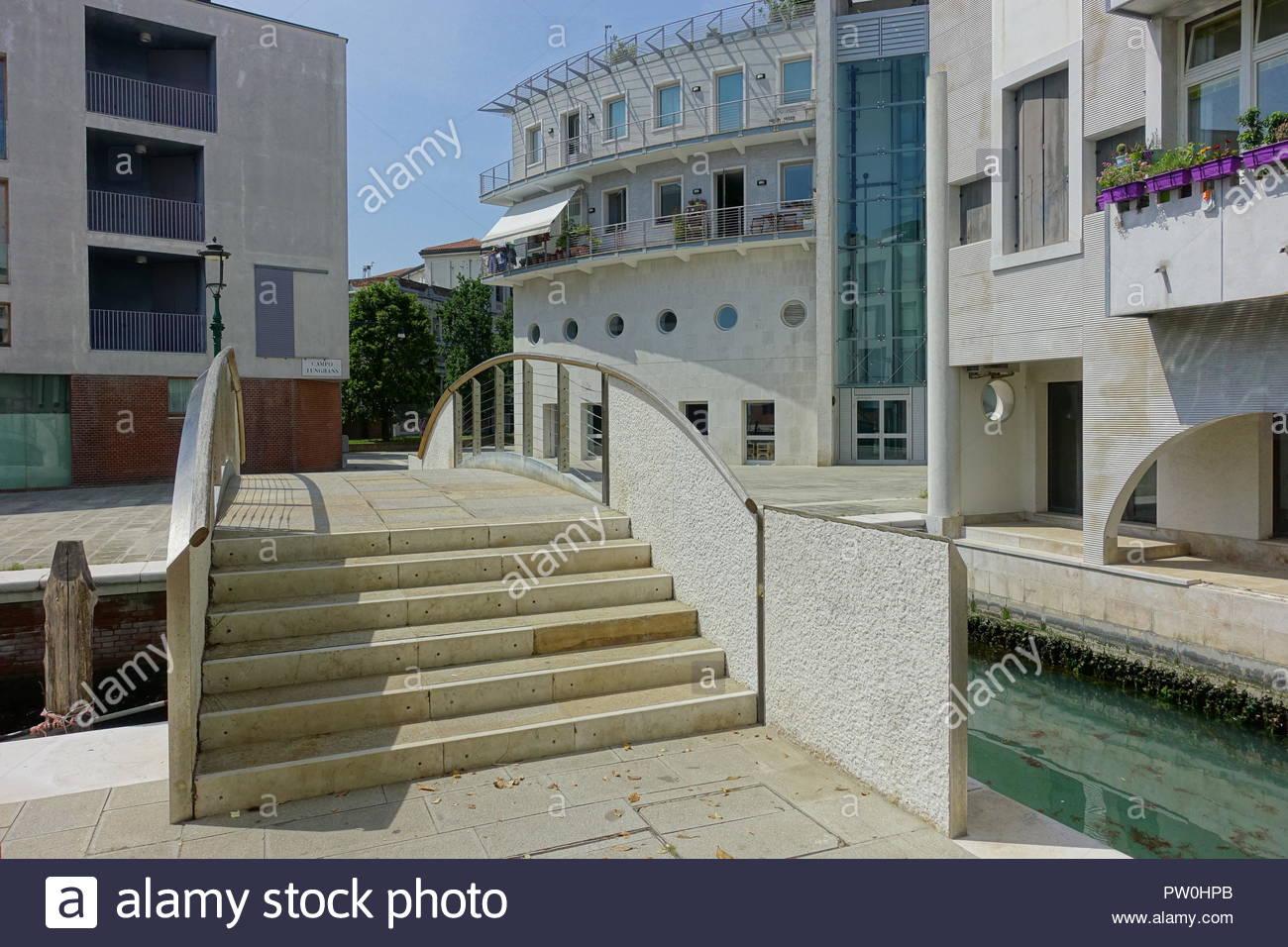 Vendig Giudecca Moderne Architektur Campo Junghans