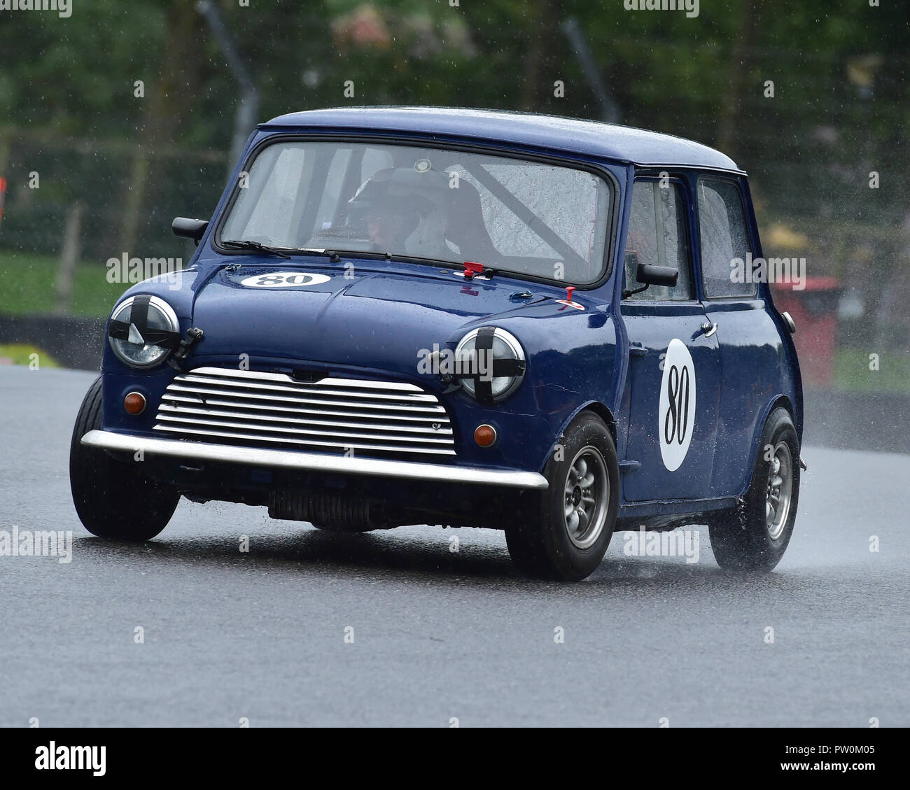David Dunnell Morris Mini Cooper Hscc Hrsr Historic Touring Cars