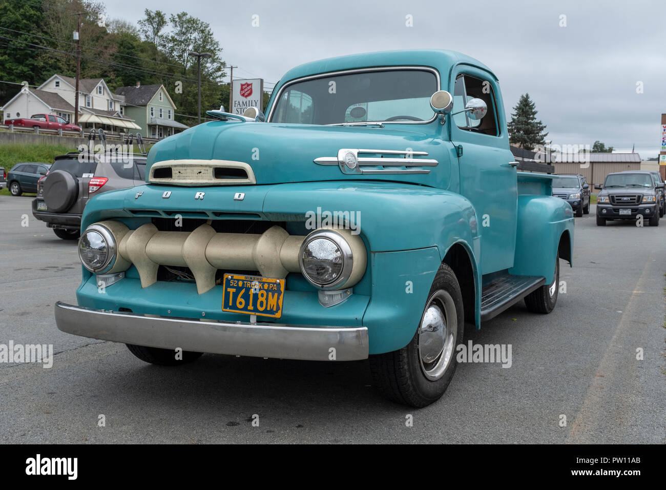 1952 Ford High Resolution Stock Photography And Images Alamy
