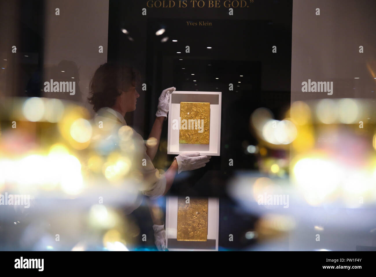 Yves Klein Stock Photos & Yves Klein Stock Images - Alamy