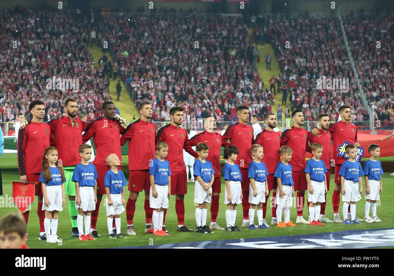 meet 6c63b c5108 Portugal National Football Team Stock Photos & Portugal ...