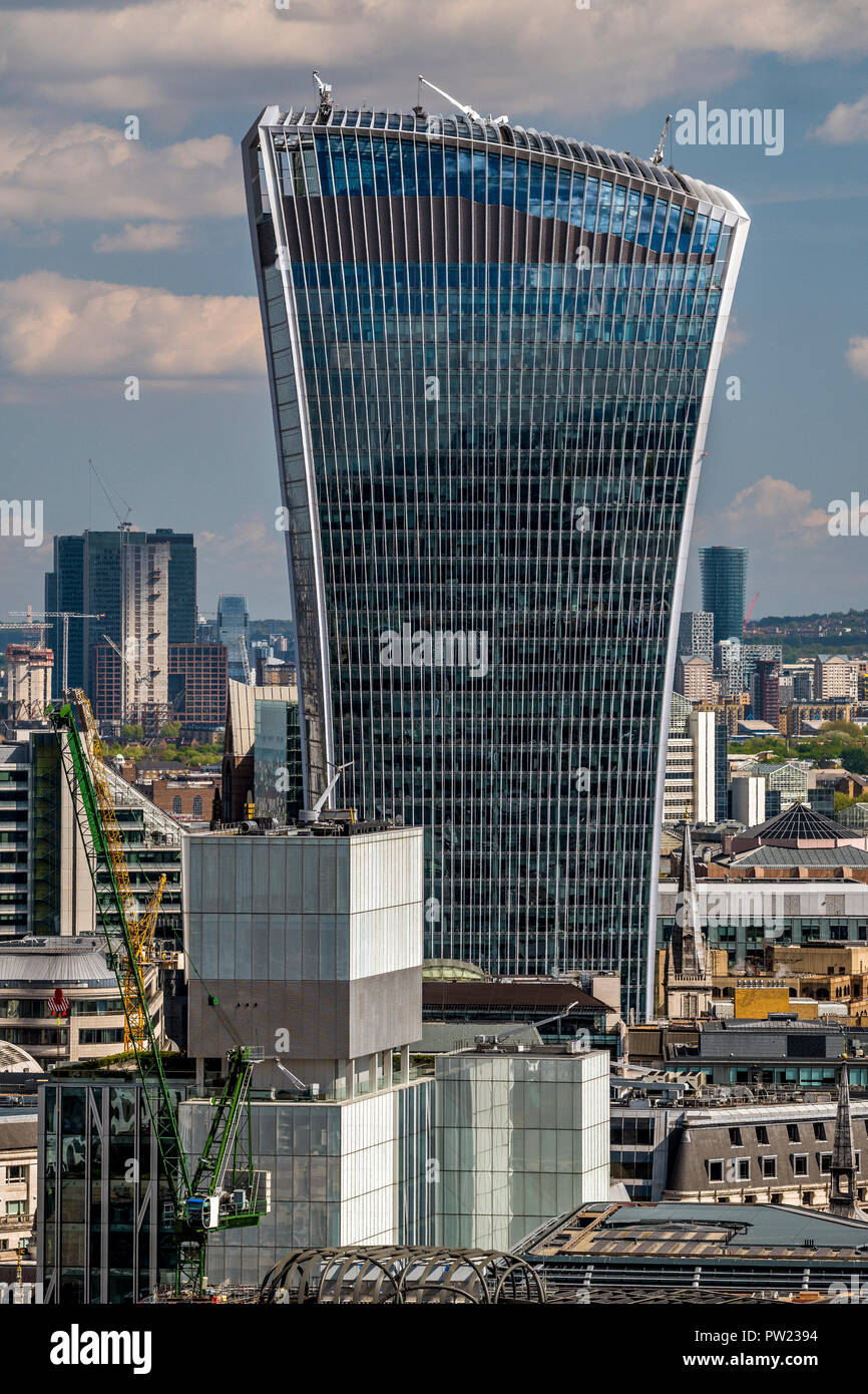 20 Fenchurch St - Stock Image