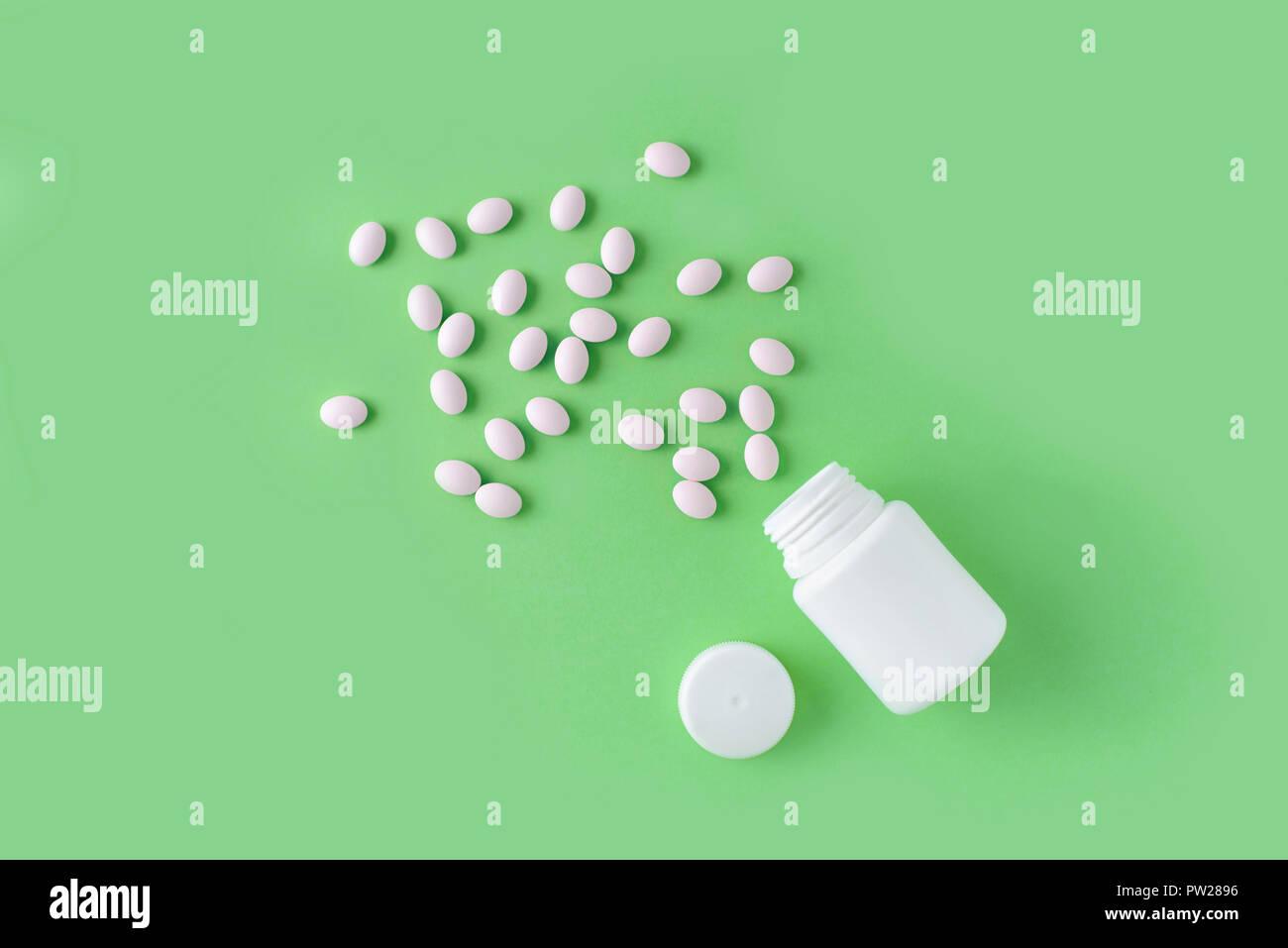 Probiotics Pills Stock Photos & Probiotics Pills Stock Images - Alamy