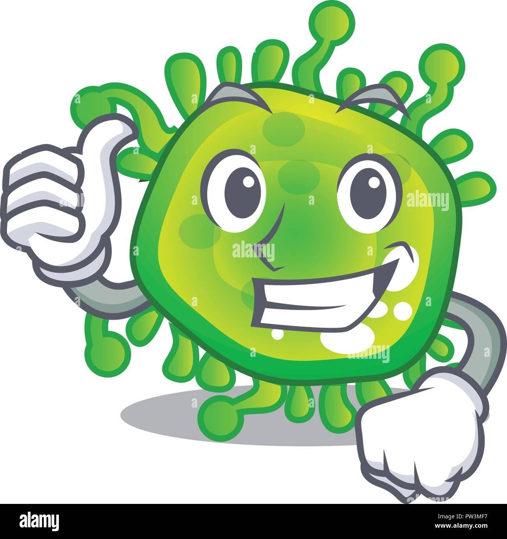 Thumbs up virus