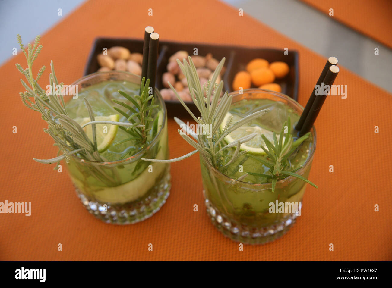 Mojitos - Stock Image