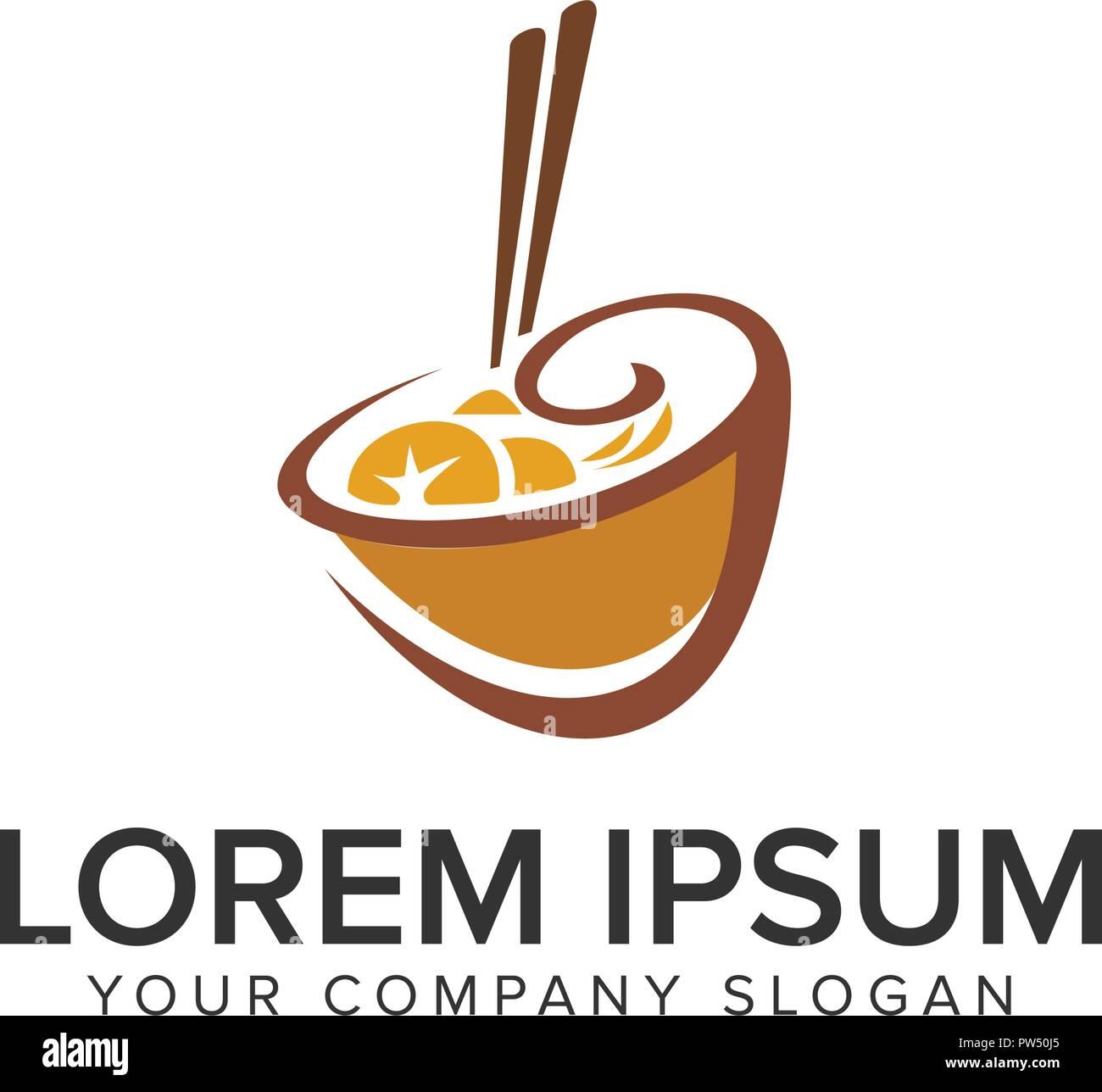 orange fruit drink logo design concept template fully editable