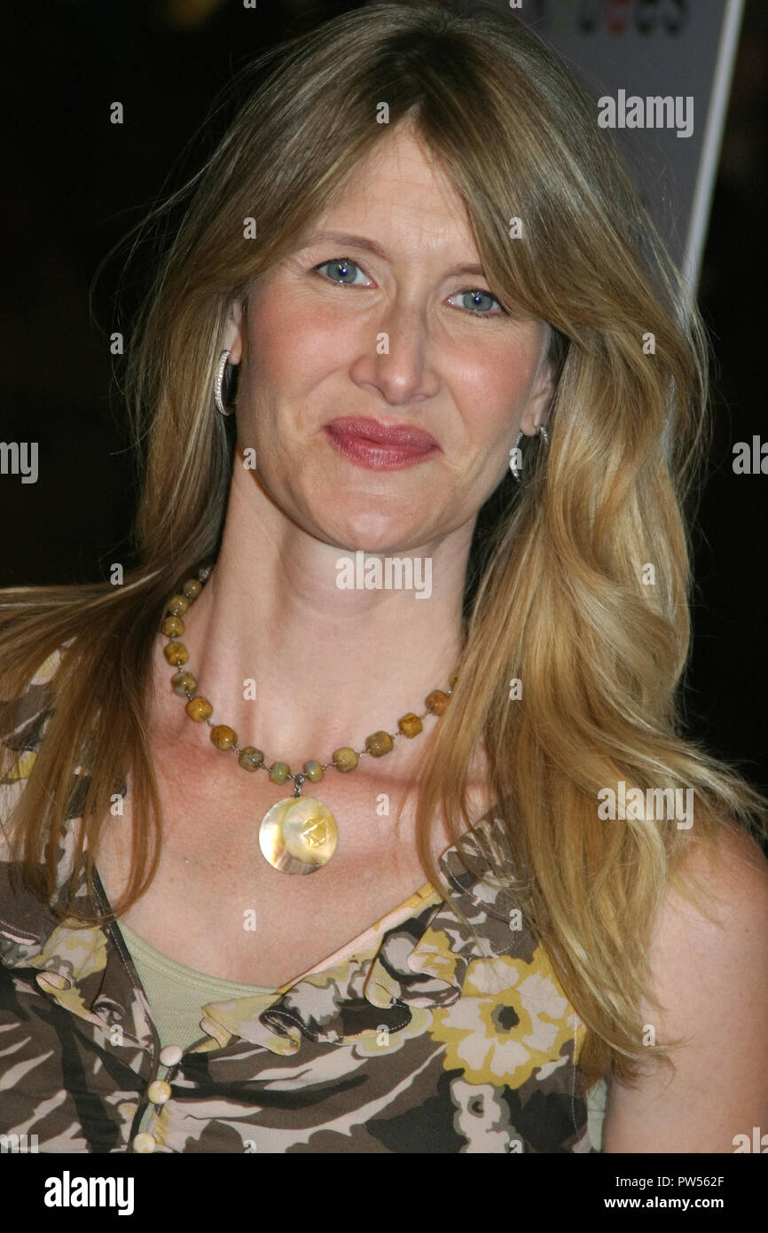 Laura Dern  09/22/04 I Heart Huckabees Premiere  @  The Grove, Hollywood Photo by Kazumi Nakamoto/Hollywood News Wire File Reference # 33683 602HNWPLX Stock Photo