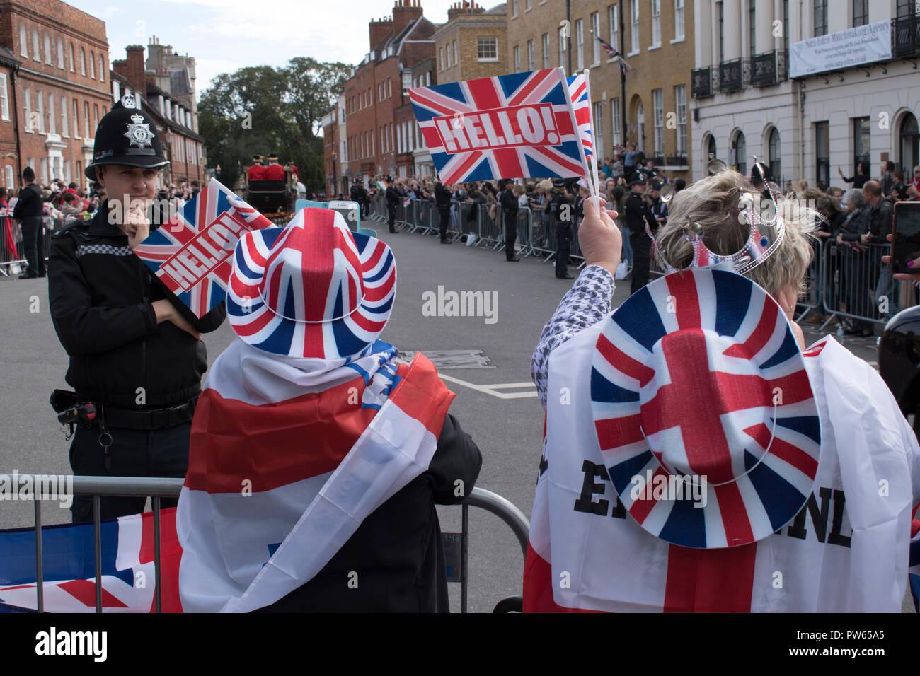 3/' x 5/' Cloth Union Jack Flag QUEENS 90TH BIRTHDAY CELEBRATIONS//OLYMPICS