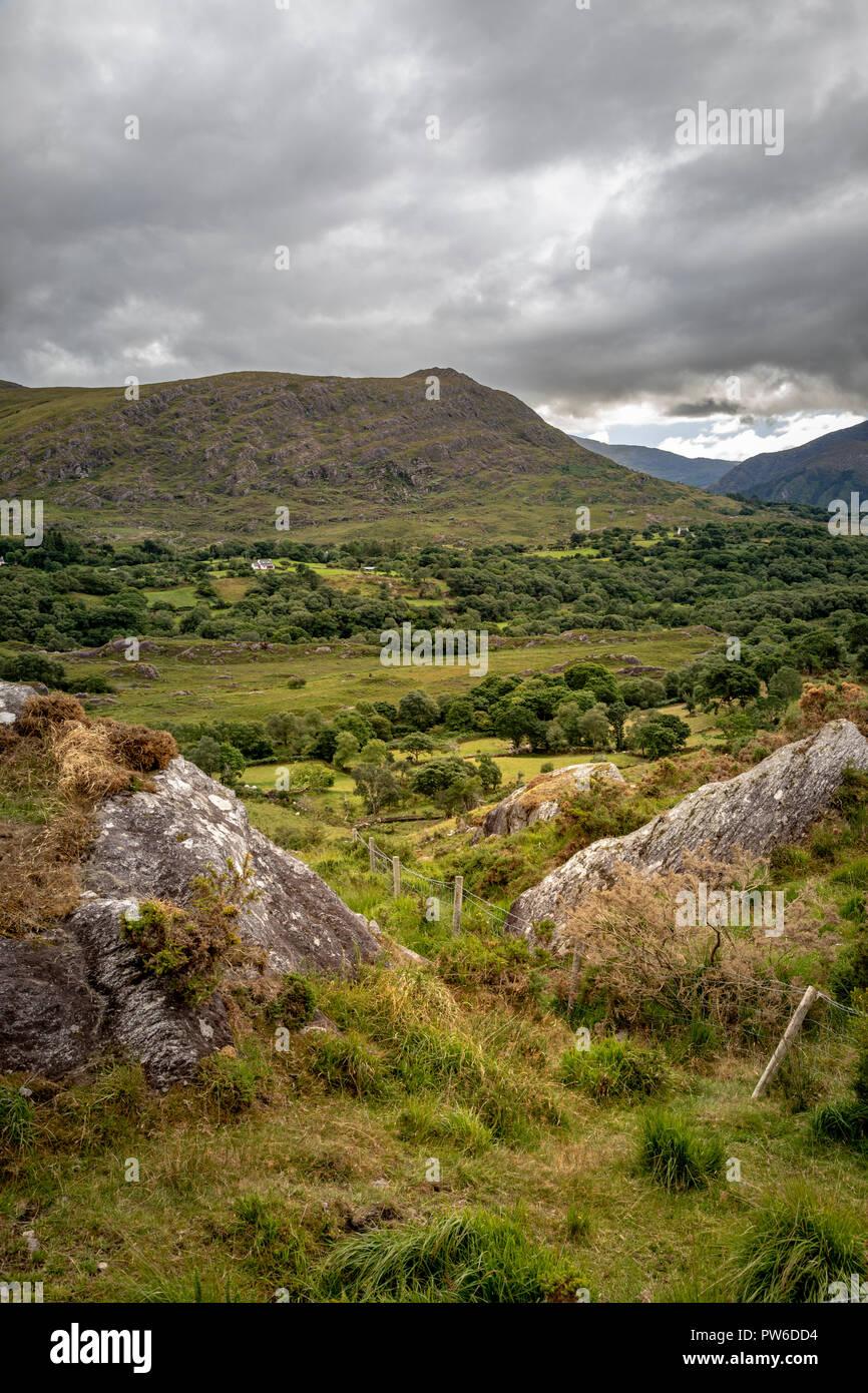 Beara Peninsula, County Kerry, Ireland, Europe. - Stock Image