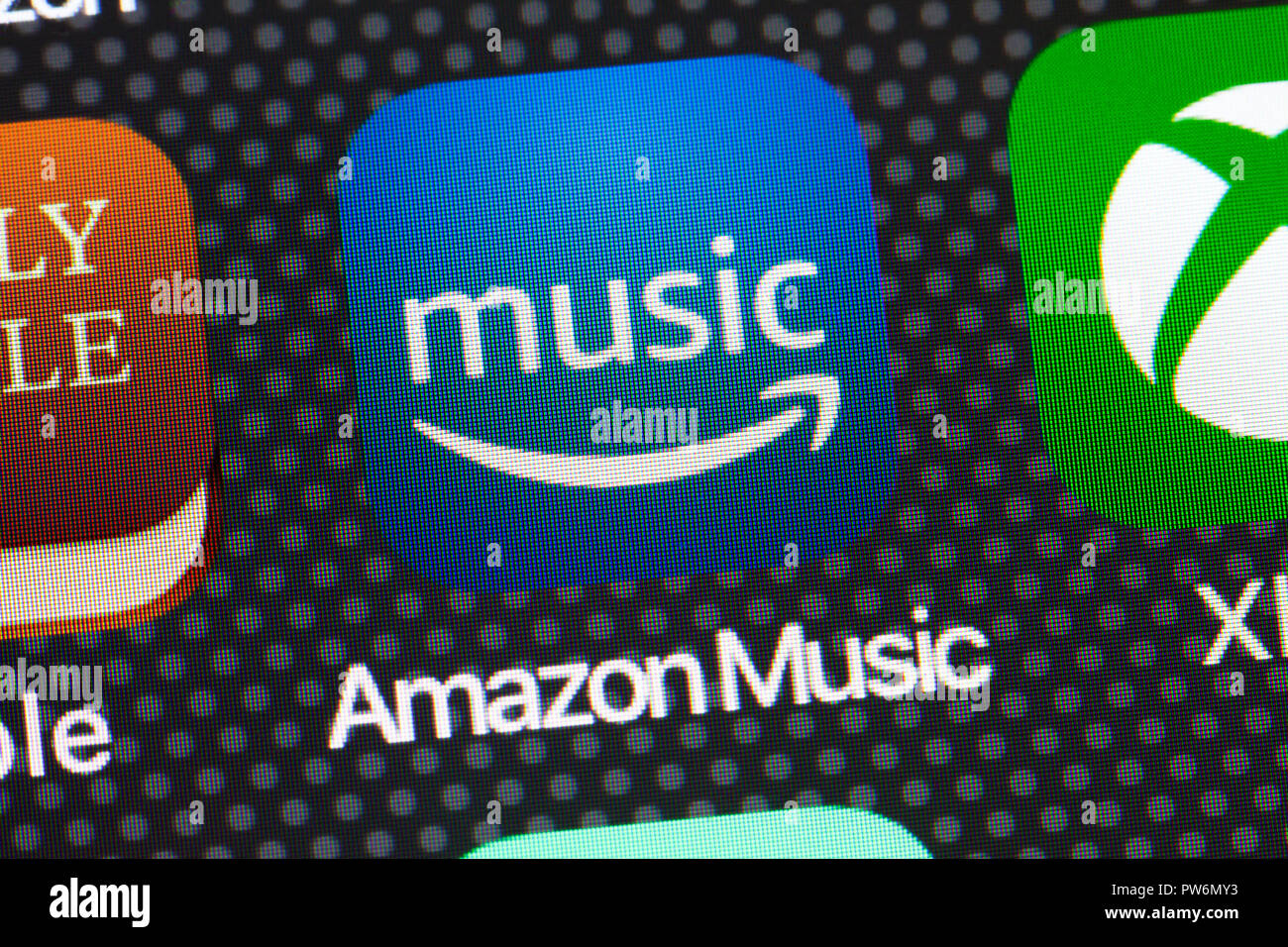 amazon music labels