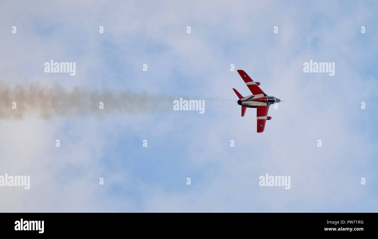 Folland Gnat T.1 (XR538) - Stock Image