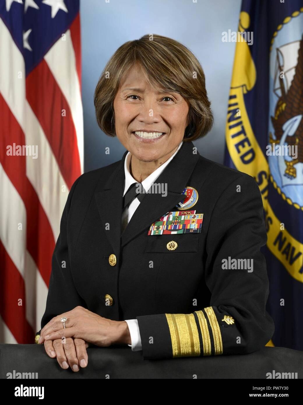 U S Navy Vice Adm Raquel Bono Director Defense Health Agency