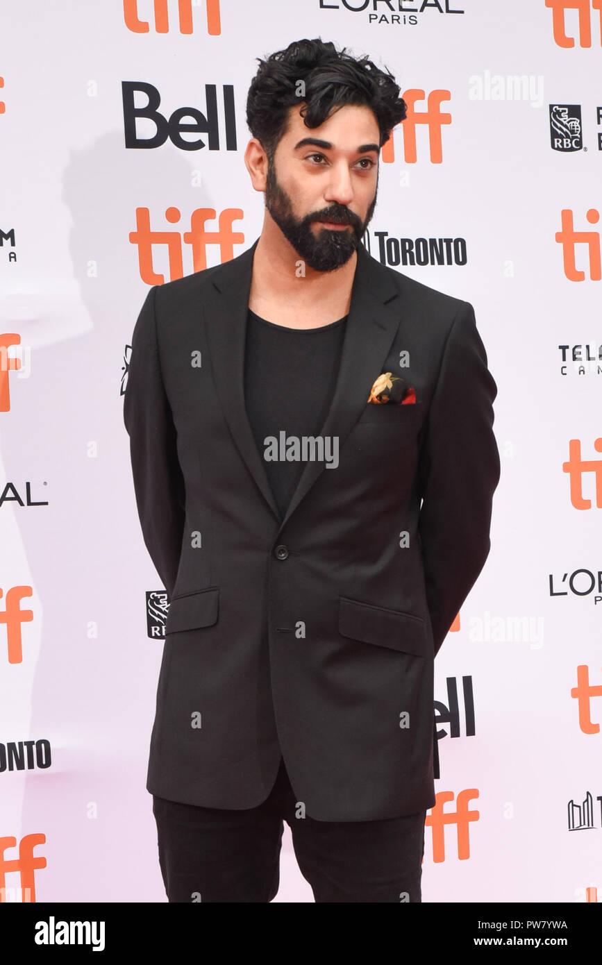 43rd Toronto International Film Festival - Colette - Premiere  Featuring: Ray Panthaki Where: Toronto, Canada When: 11 Sep 2018 Credit: Jaime Espinoza/WENN.com Stock Photo
