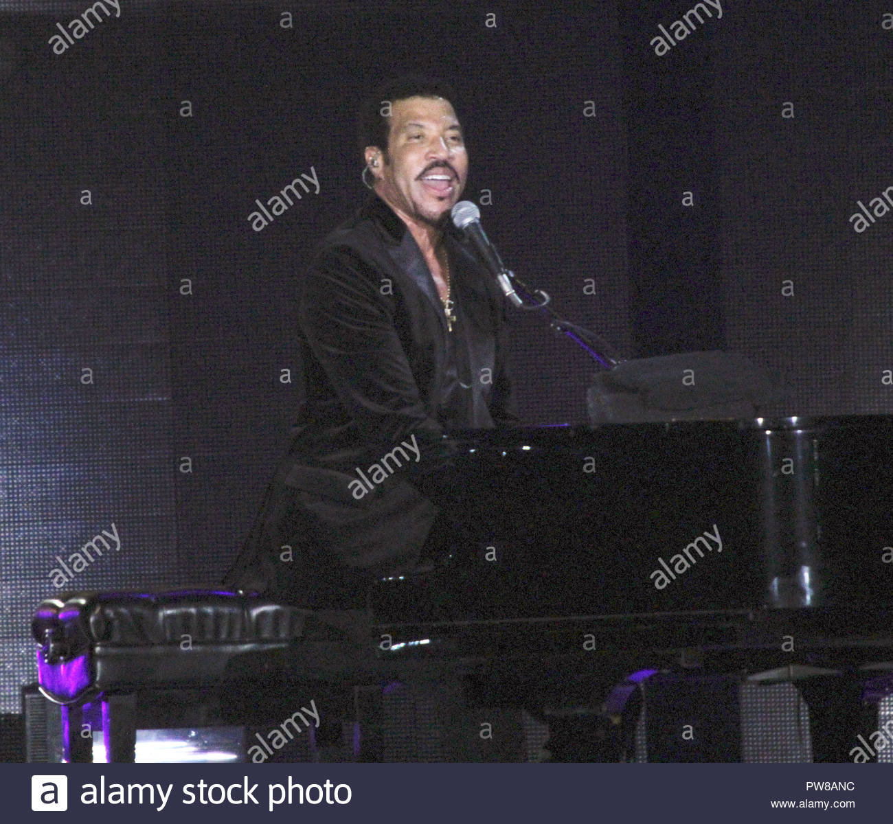 Tuskegee Lionel Richie: Tv 1983 Stock Photos & Tv 1983 Stock Images