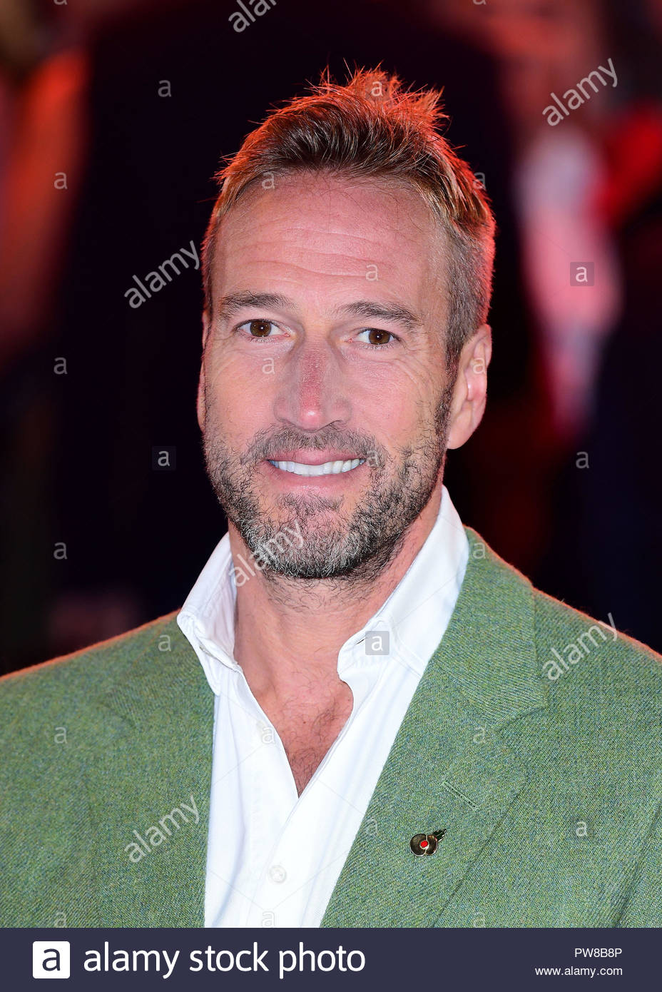 "File photo dated 09/11/17 of Ben Fogle, who has spoken of the ""dark cloud"" that was hanging over his head after climbing Mount Everest. Pendleton had to withdraw from the ascent of the 8,848 metres (29,029 ft) mountain on the Nepal/Tibet border after suffering from oxygen deprivation. - Stock Image"
