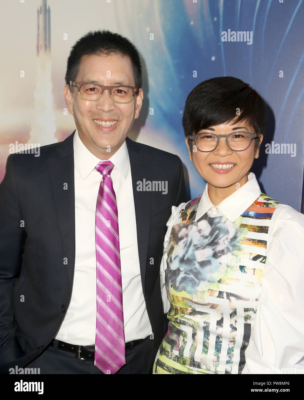 Premiere Of Hulu S The First Featuring Scott Takeda Keiko Agena