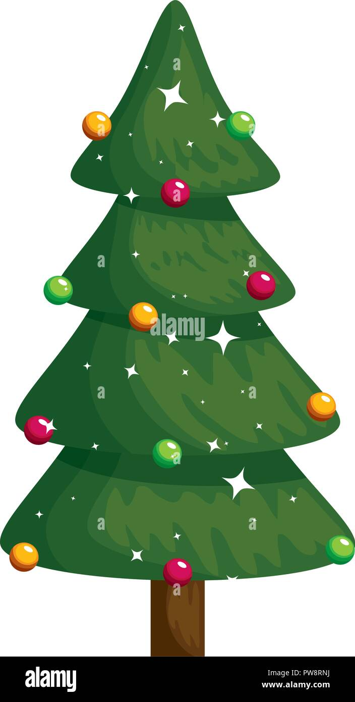 Merry Christmas Tree Icon Stock Vector Image Art Alamy Christmas tree is an essential attribute of christmas and new year. https www alamy com merry christmas tree icon image222085070 html