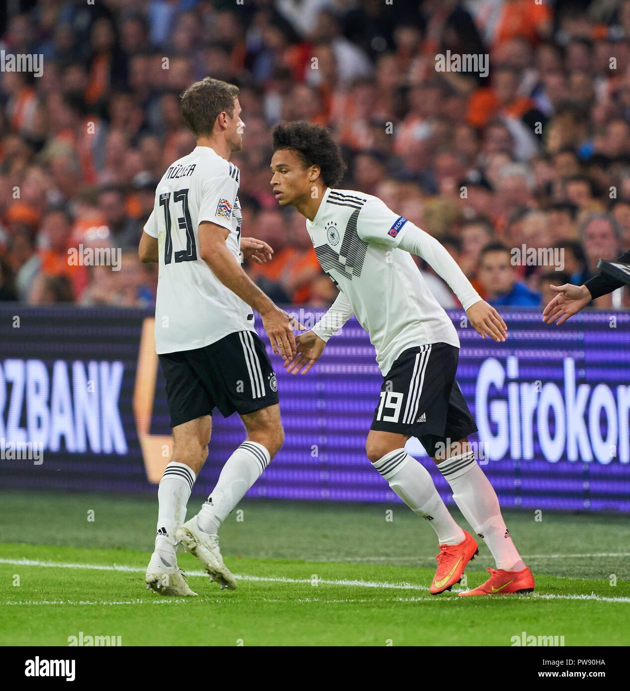 Premier League 17 Matchday Round Season 2018 2019: Substitution Football Stock Photos & Substitution Football
