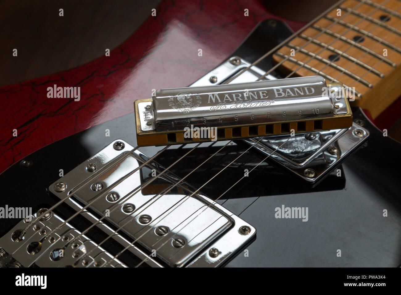 Harmonica Stock Photos Amp Harmonica Stock Images Alamy