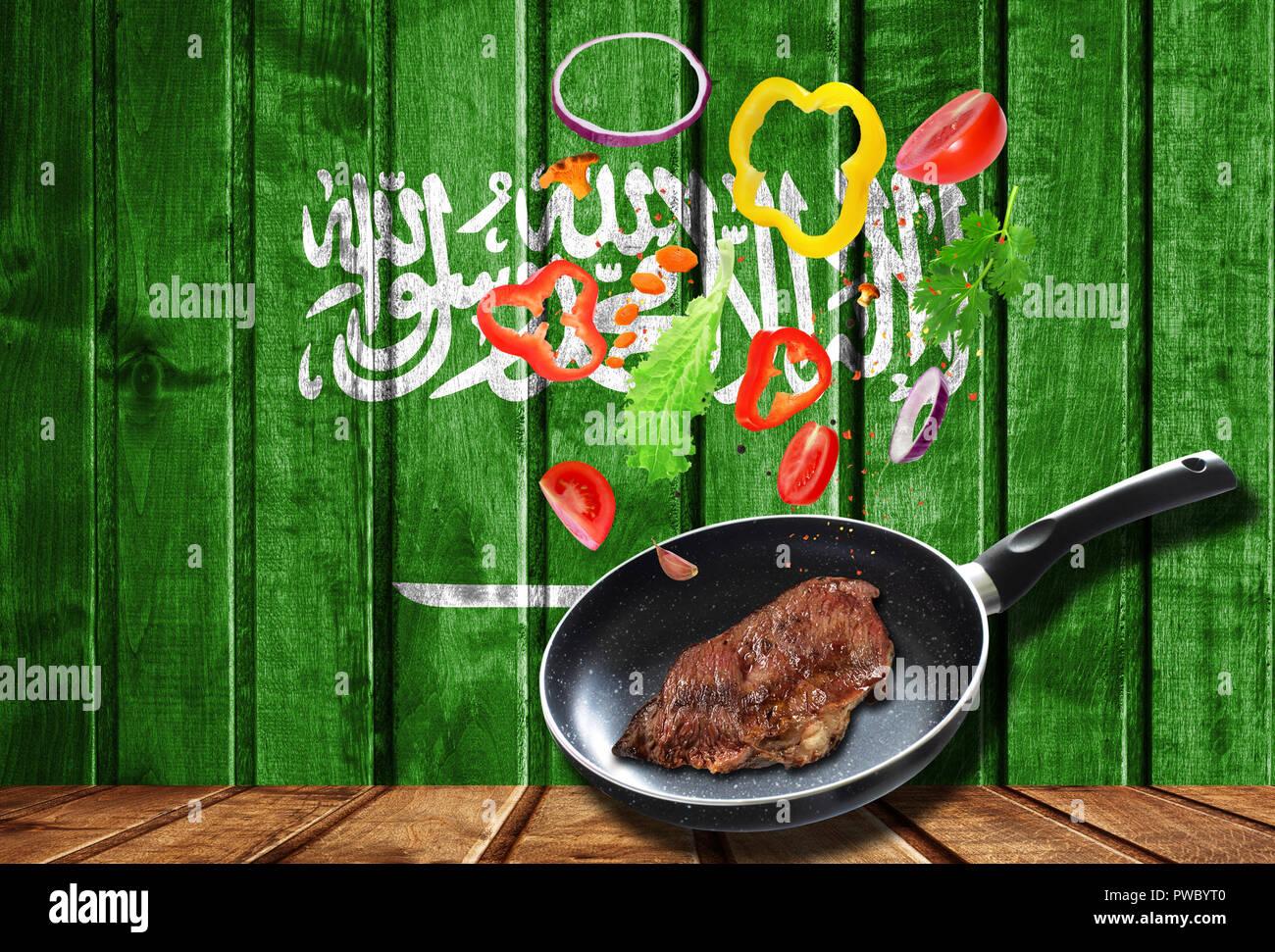 saudi arabia cooking