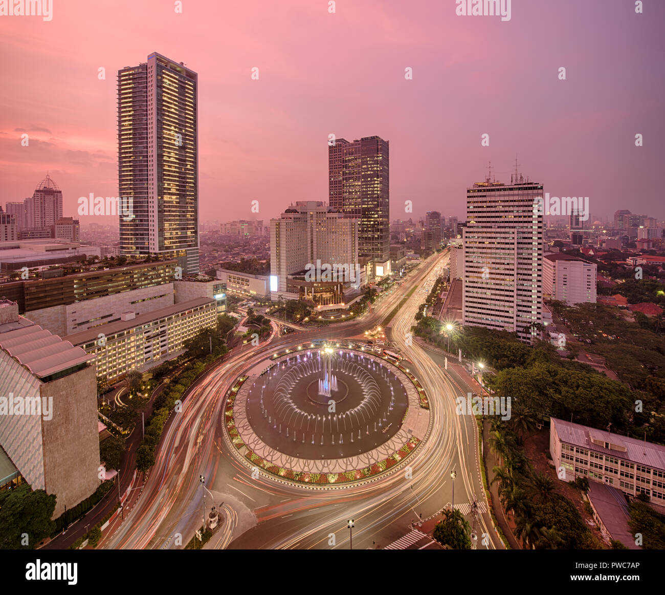Jakarta Aerial Stock Photos & Jakarta Aerial Stock Images