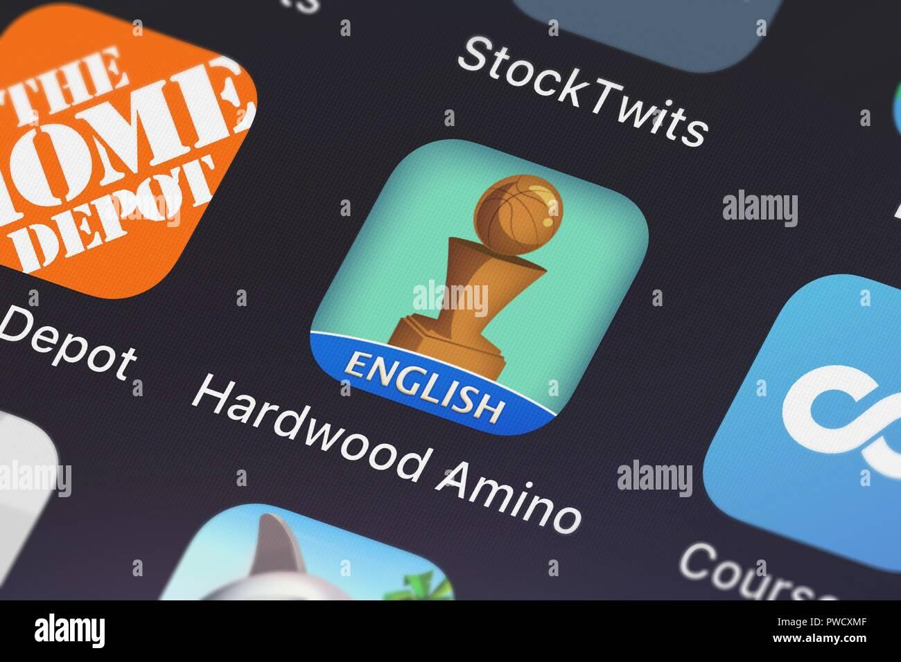 Hardwood Amino Stock Photos & Hardwood Amino Stock Images