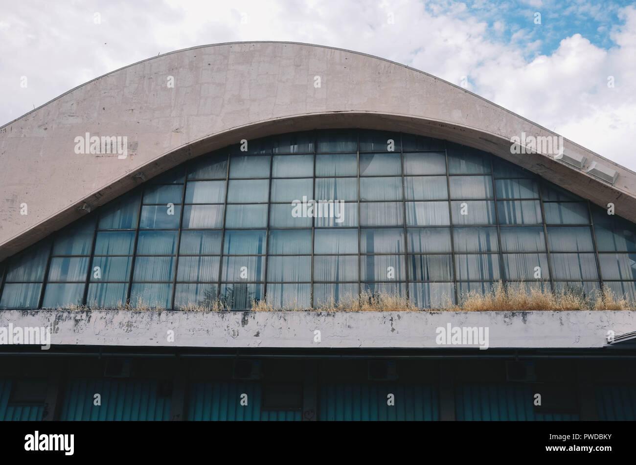 Poljud swimming pool and sports centre, Split, Croatia, September 2018 Stock Photo