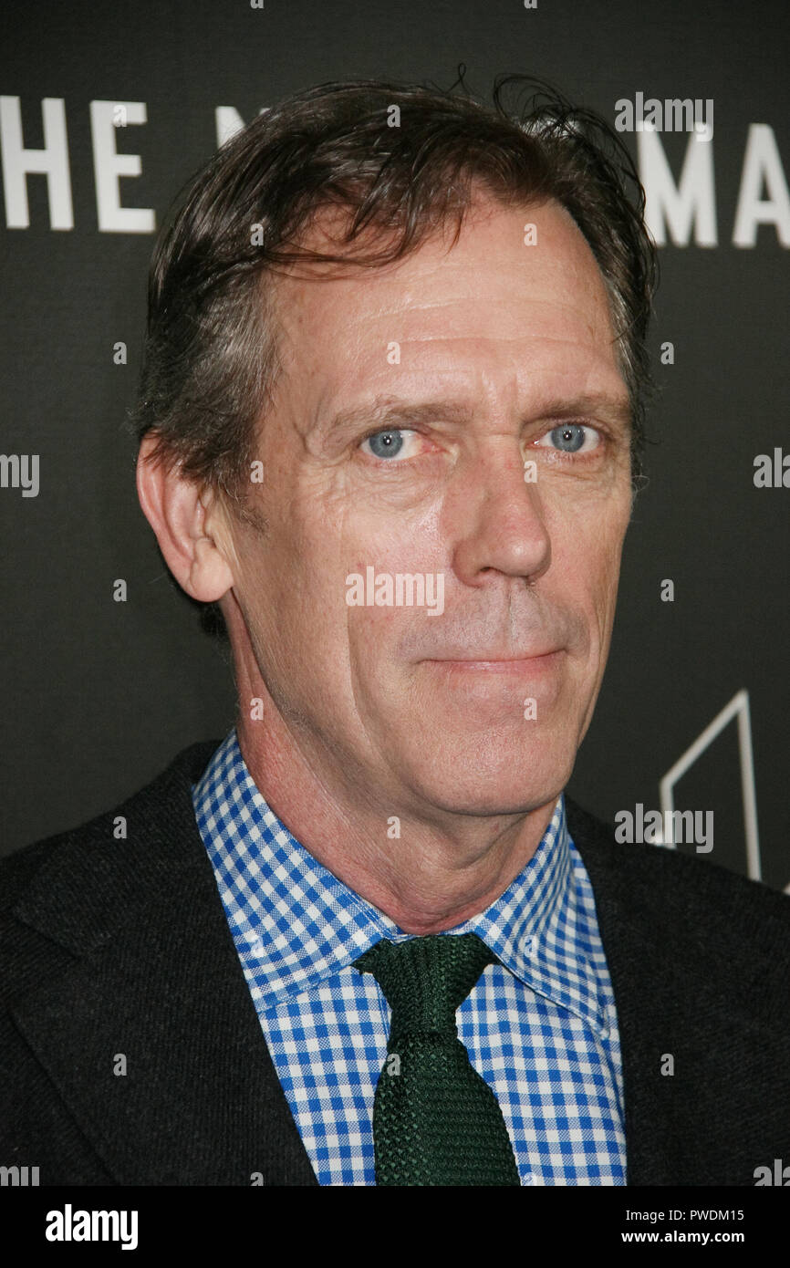 Hugh Laurie  04/05/2016 The Series Premiere of 'The Night Manager' held at DGA Theater in Los Angeles, CA Photo by Izumi Hasegawa / HNW / PictureLux - Stock Image