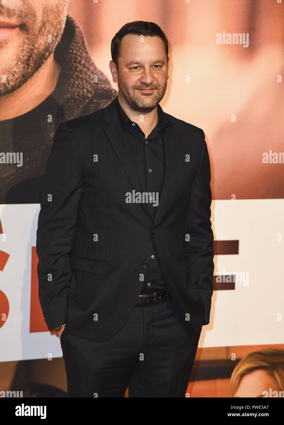 London, UK. 15th Oct, 2018. Dan Fogelman attends the European Premiere of 'Life Itself' & Royal Bank of Canada Gala during the 62nd BFI London Film Festival. Credit: Gary Mitchell/SOPA Images/ZUMA Wire/Alamy Live News Stock Photo