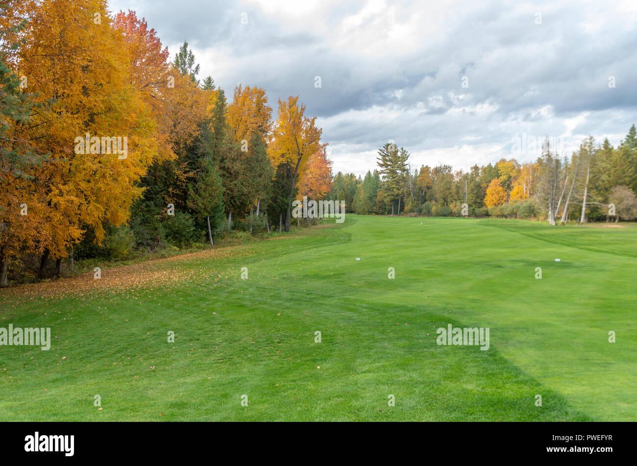 Fall Golf Stock Photos Amp Fall Golf Stock Images Alamy