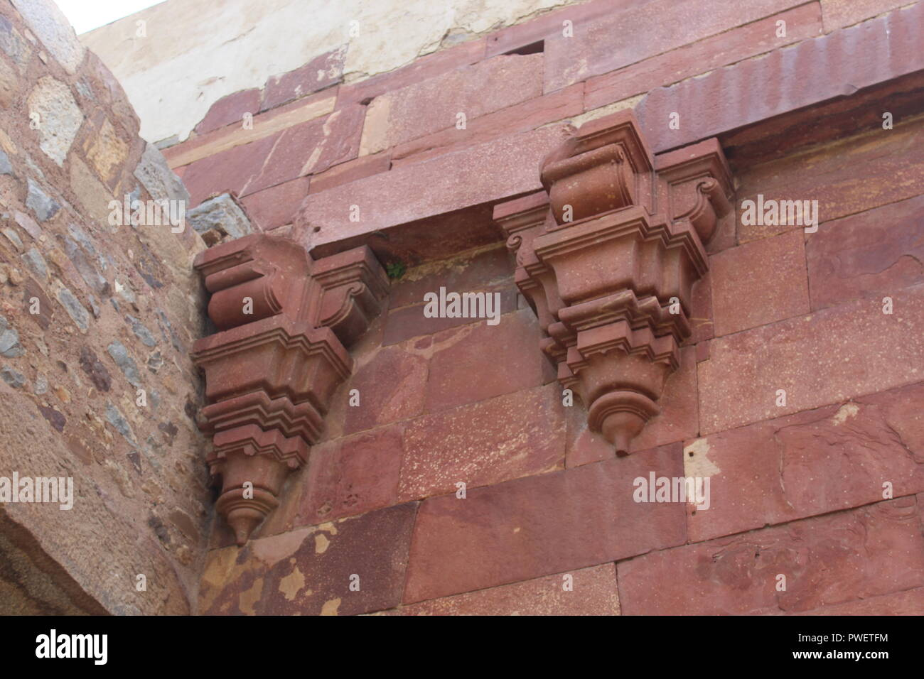 Qutub minar these beautiful designs were made in ancient time reflects the culture of rich mughal culture constructed in early 1192 by qutub ud din