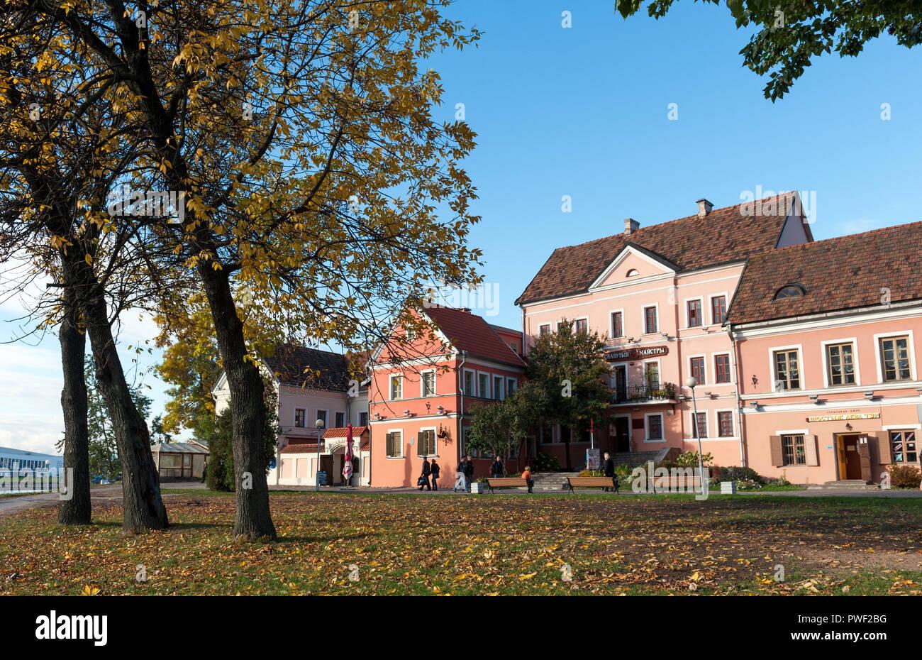 Trinity Hill in Minsk, Belarus - Stock Image