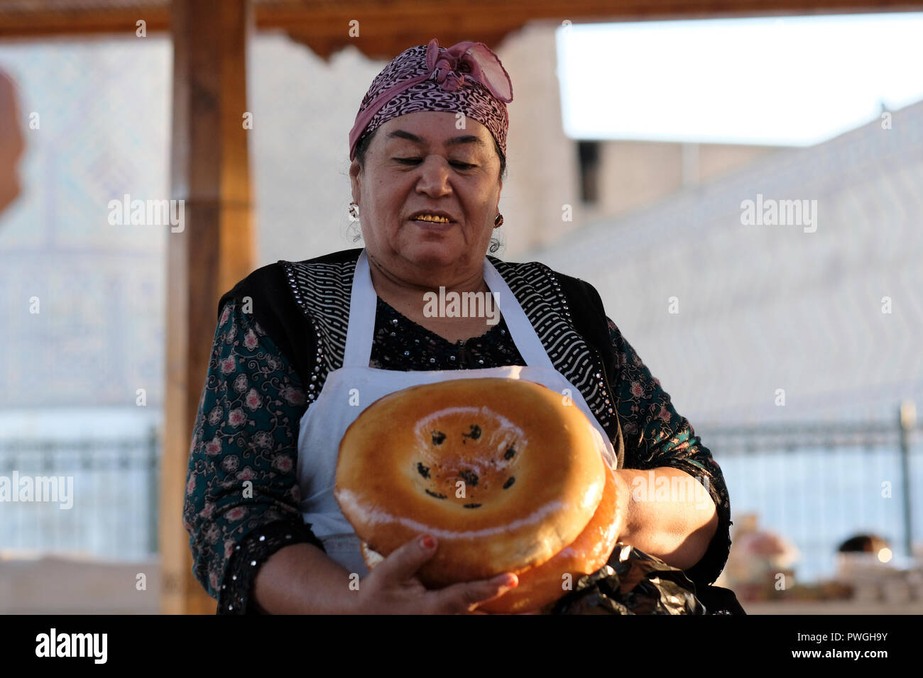 Uzbek male names: the transfer of traditions from generation to generation