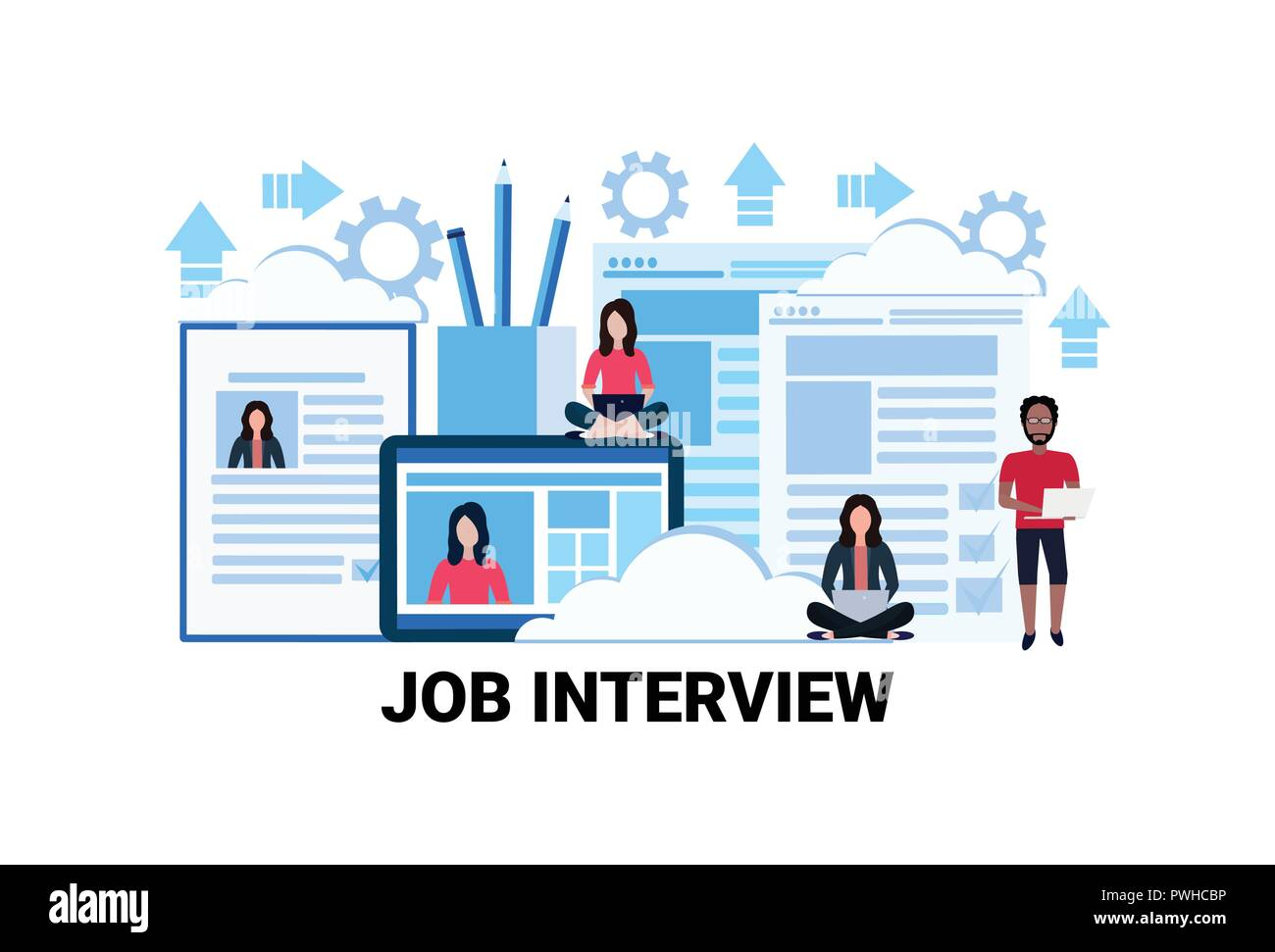 Curriculum Vitae Recruitment Candidate Job Interview Position Cv