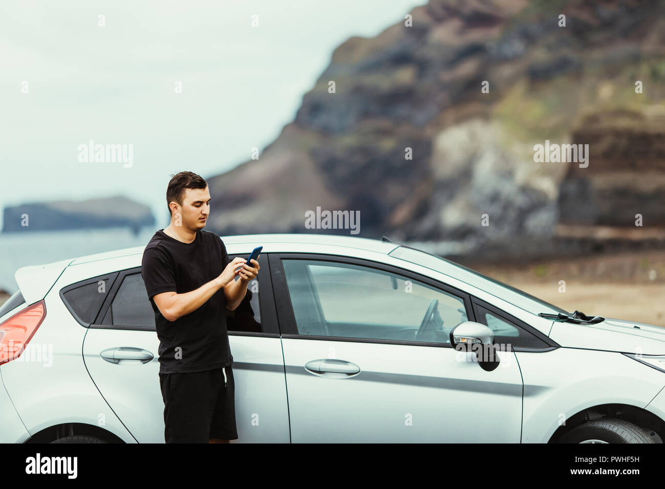 Rental Car Check High Resolution Stock Photography And Images Alamy