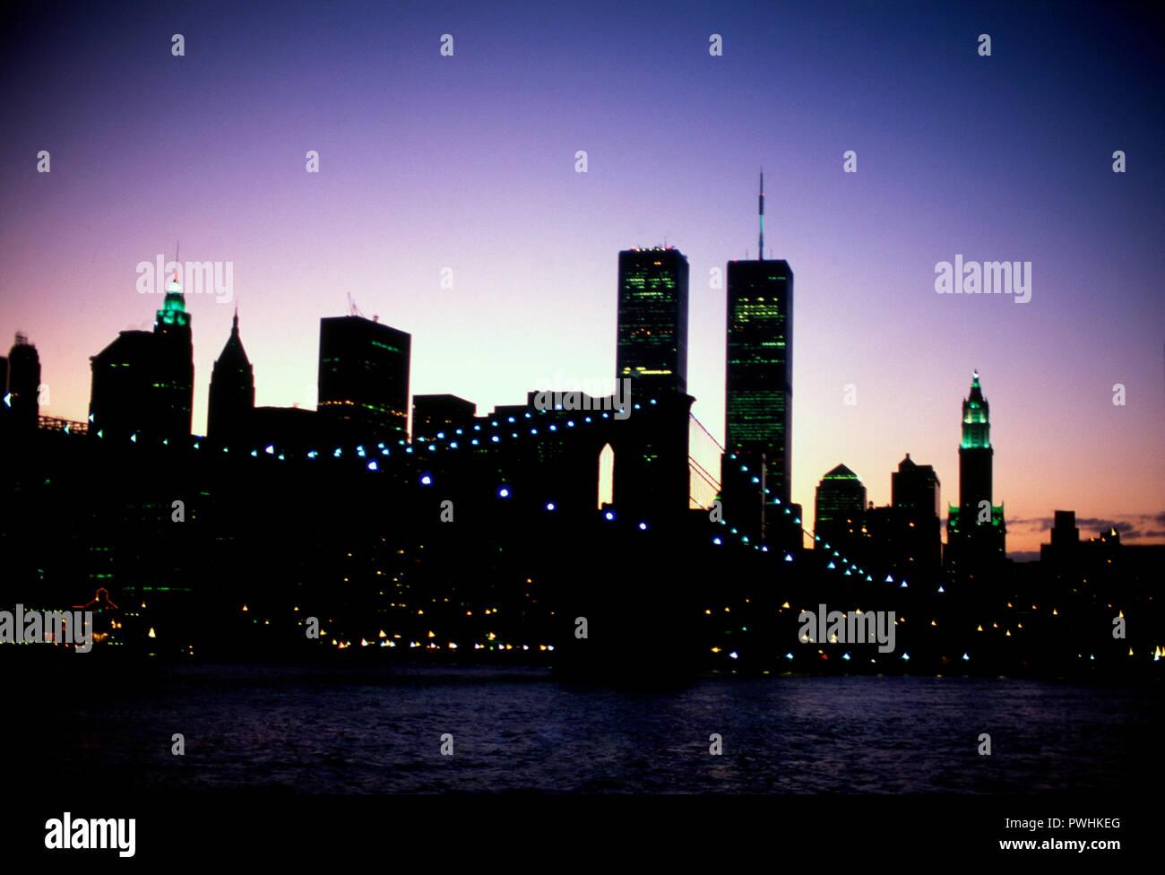 New York City - Stock Image