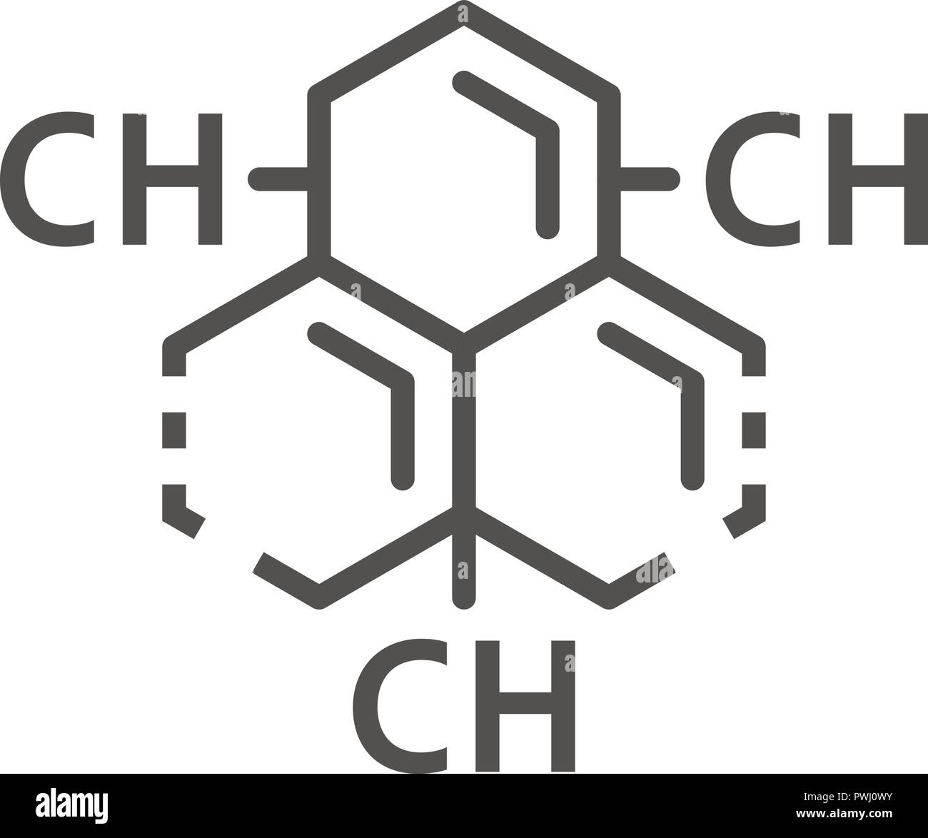 Carbon Atom Stock Vector Images Alamy