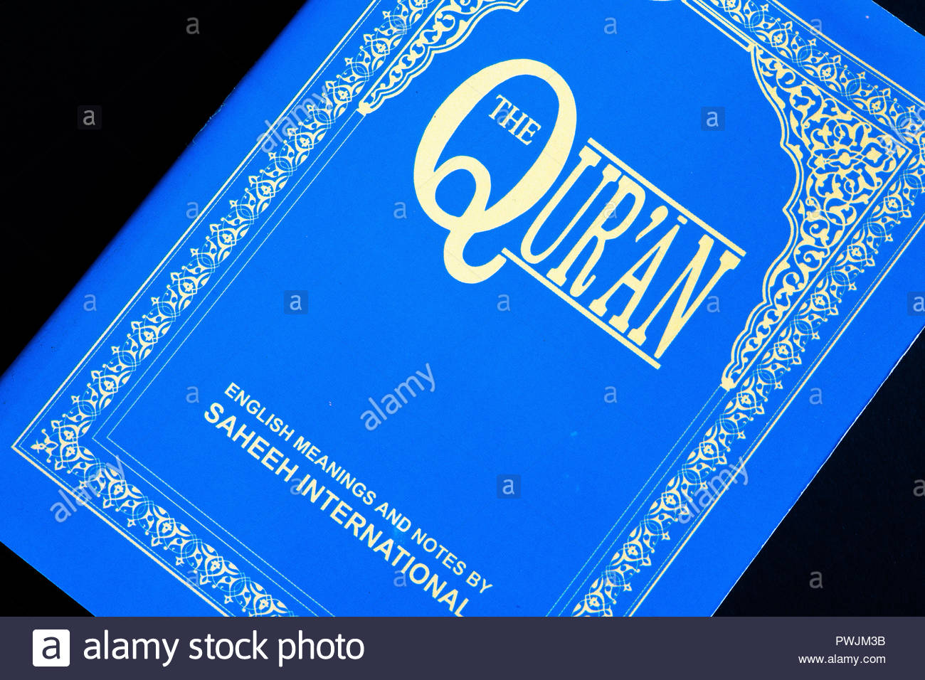 Quran Cover Stock Photos & Quran Cover Stock Images - Alamy