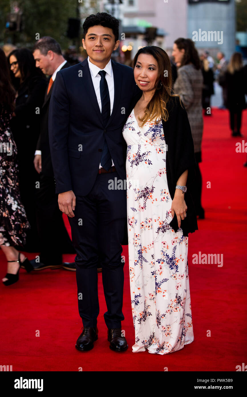 London, UK. 16th October, 2018. at They Shall Not Grow Old Premiere at the BFI London Film Festival on 16th October 2018 at BFI Southbank - London Credit: Tom Rose/Alamy Live News - Stock Image