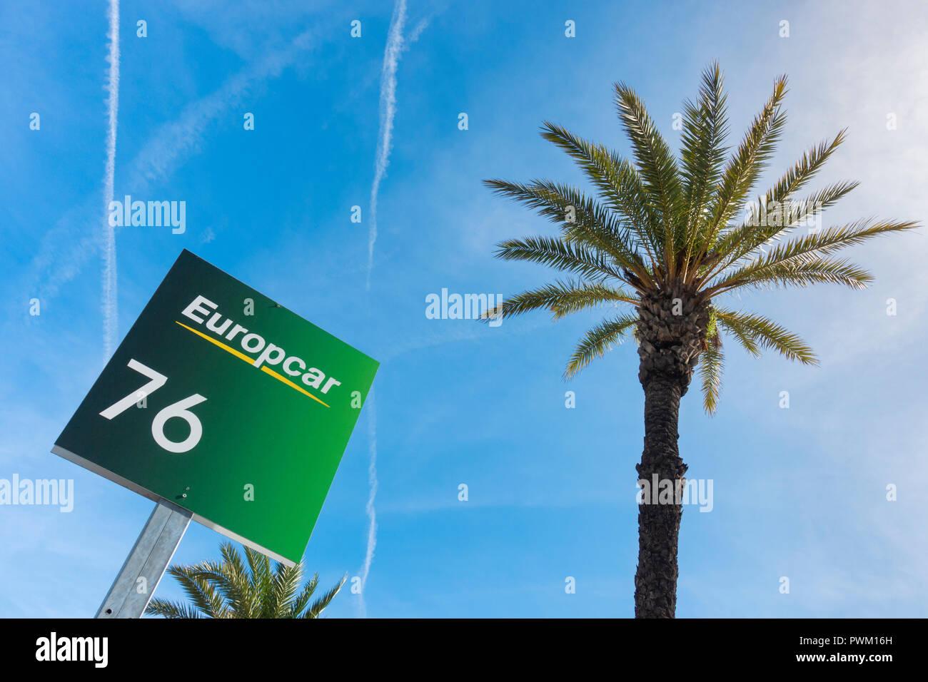 Europcar Airport Stock Photos Europcar Airport Stock Images Alamy