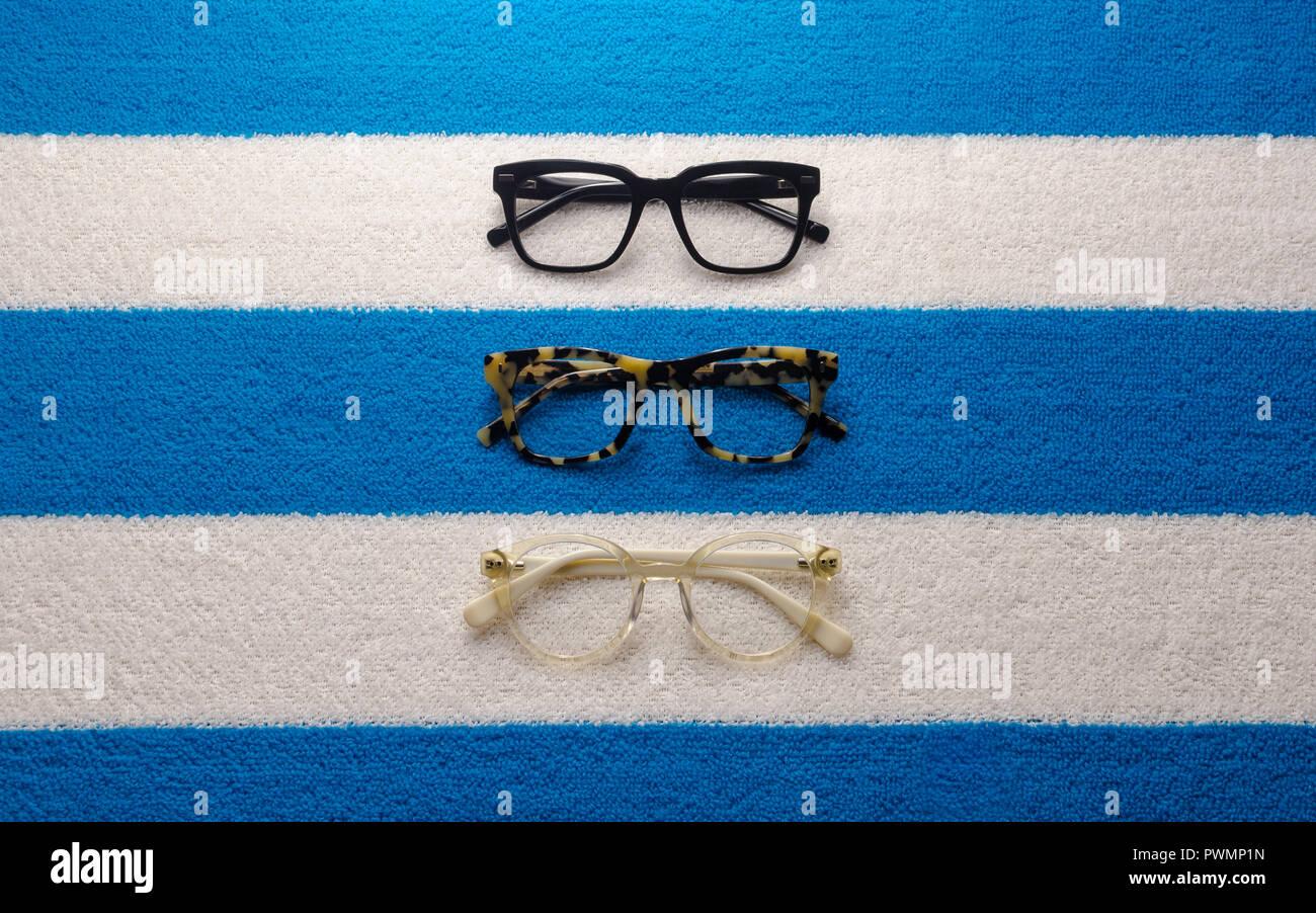 72326f1814 Glasses Frames Stock Photos   Glasses Frames Stock Images - Alamy
