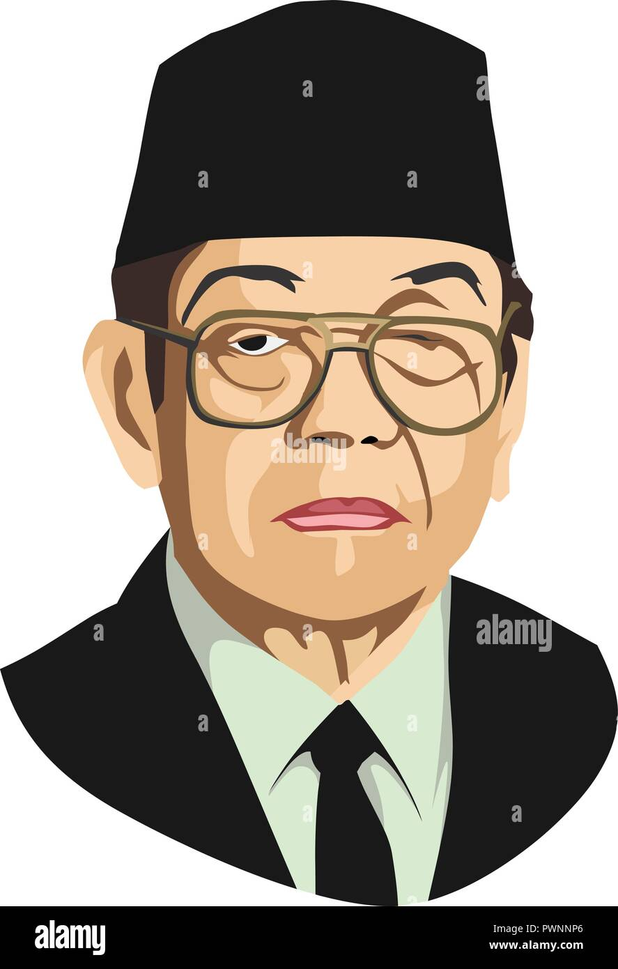 4th President Of Republic Indonesia