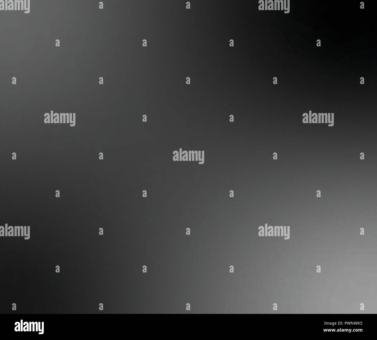 Black and white abstract gradient studio background - Vector - Stock Vector