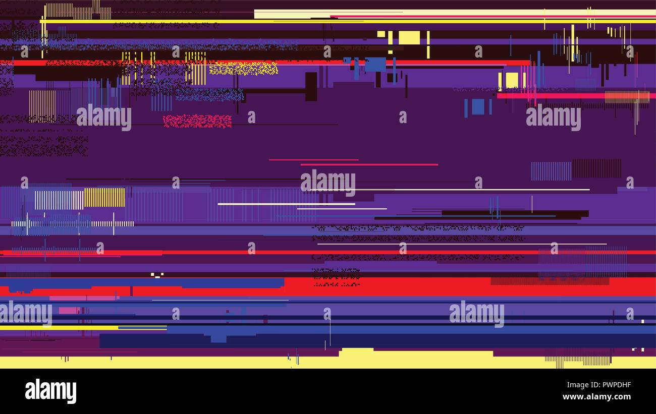 vector glitch background corrupted image vector file digital