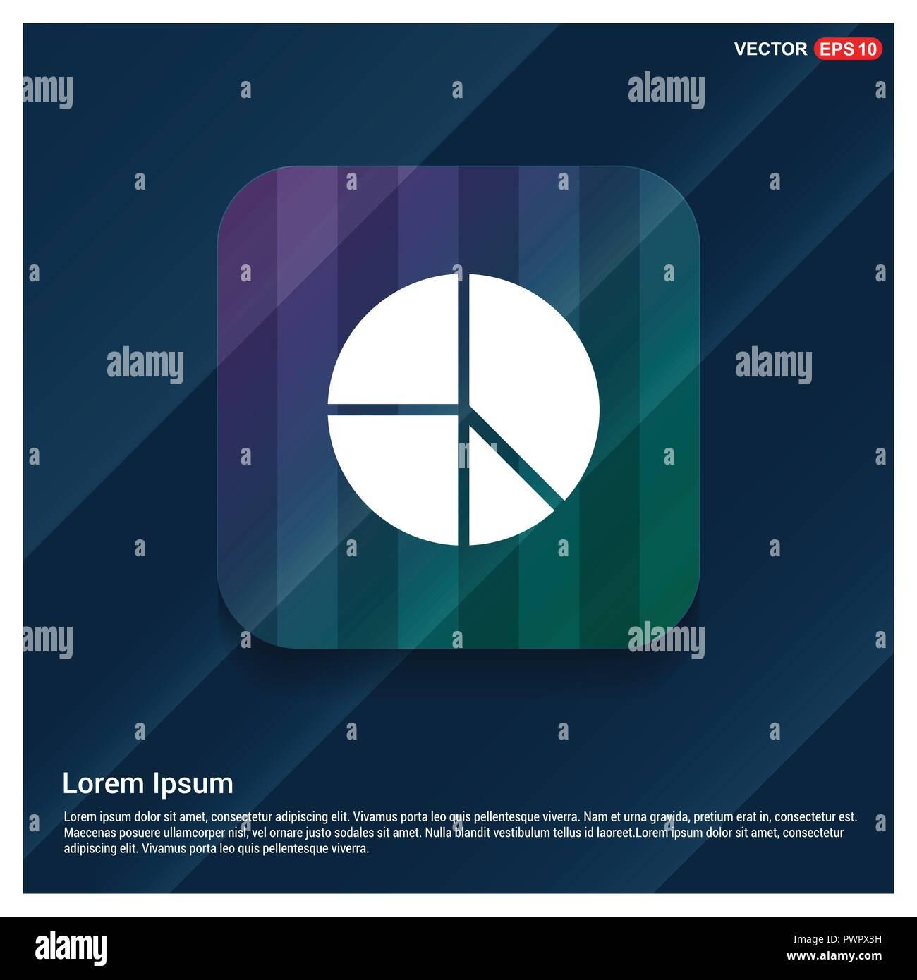 pie chart free vector icon stock vector art illustration vector