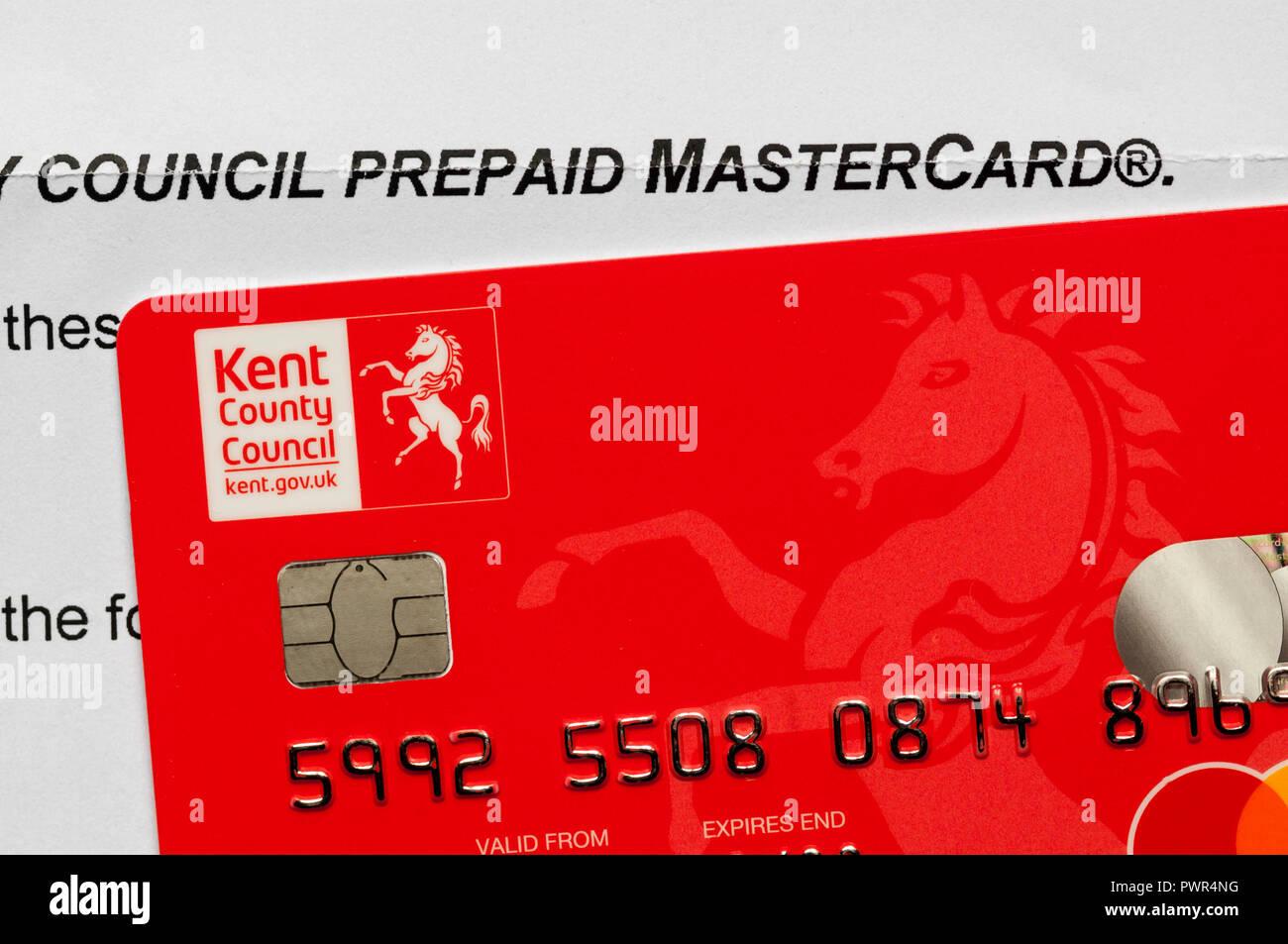 Prepaid Mastercard Stock Photos & Prepaid Mastercard Stock