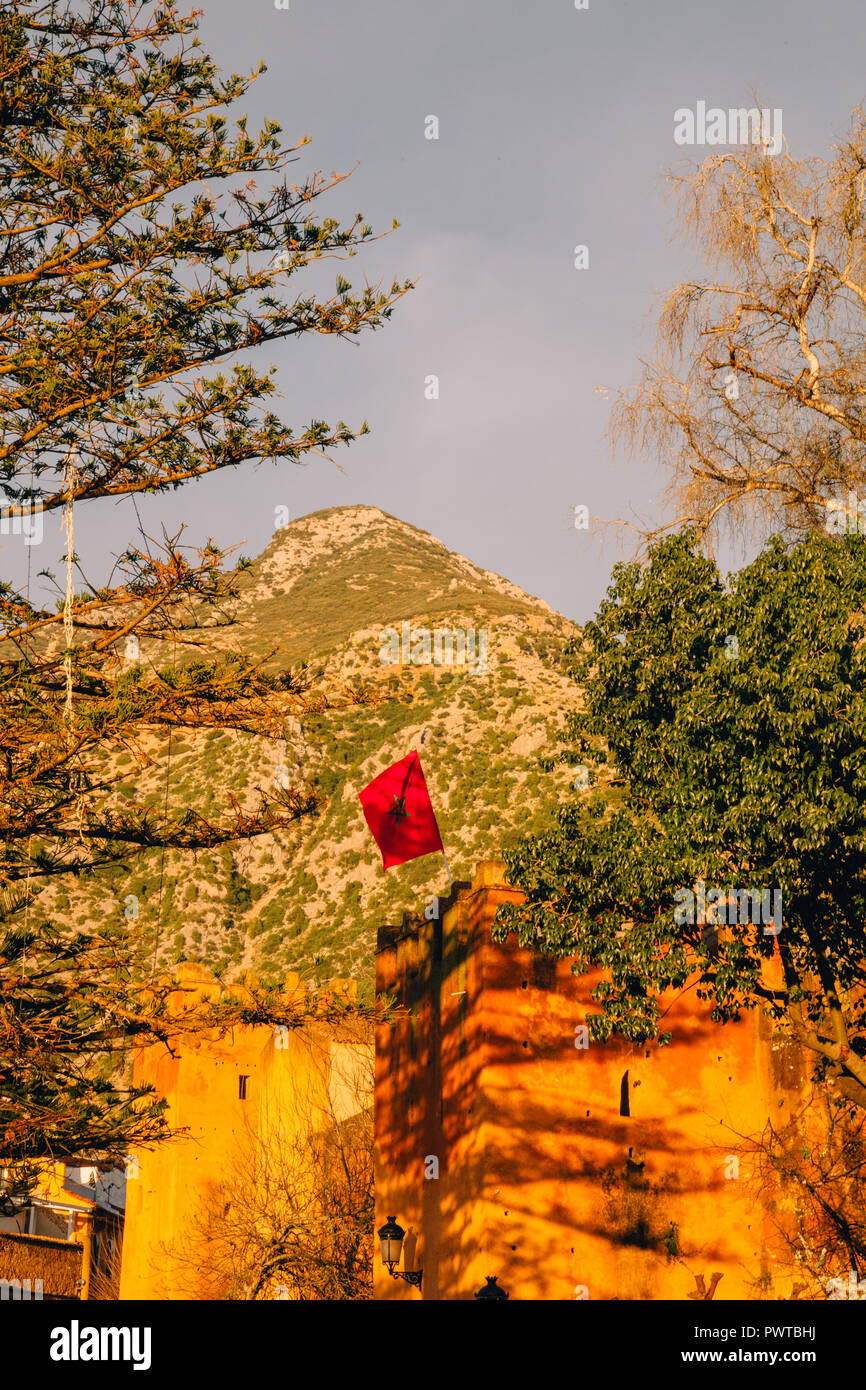 Chaouen, Chefchaouen, Kingdom of Morocco, 2018 - Stock Image