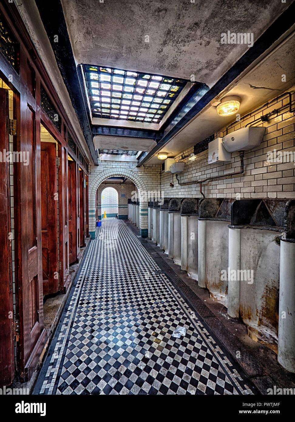 Skerries public toilets