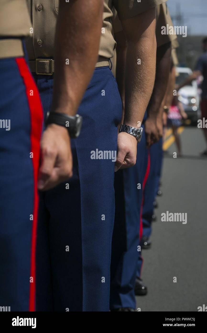 Hawaii Marines Stock Photos & Hawaii Marines Stock Images
